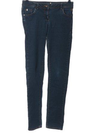 Tom Tailor Jeans a sigaretta blu stile casual