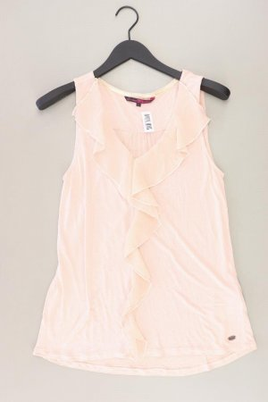Tom Tailor Ruffled Blouse light pink-pink-pink-neon pink viscose