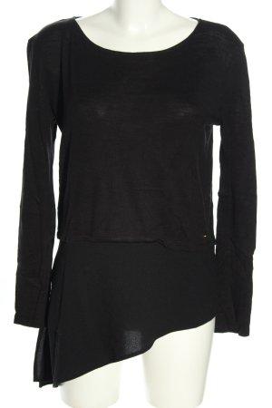 Tom Tailor Crewneck Sweater black casual look