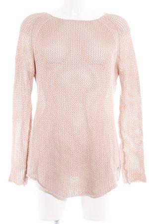 Tom Tailor Crewneck Sweater dusky pink casual look
