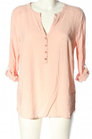 Tom Tailor Schlupf-Bluse nude Casual-Look