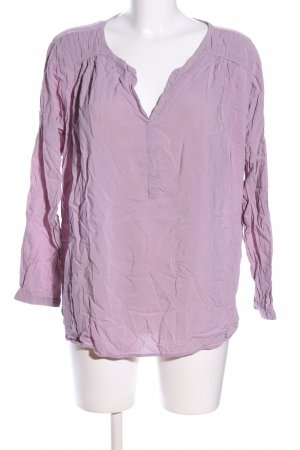 Tom Tailor Slip-over Blouse lilac casual look