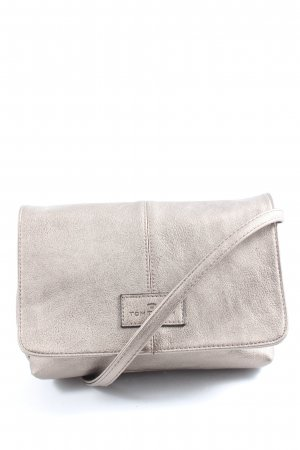 Tom Tailor Schultertasche wollweiß Casual-Look