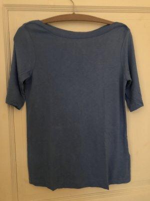Tom Tailor Shirt blau Gr. S