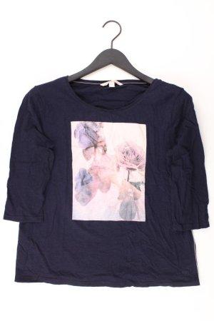Tom Tailor Shirt blau Größe L
