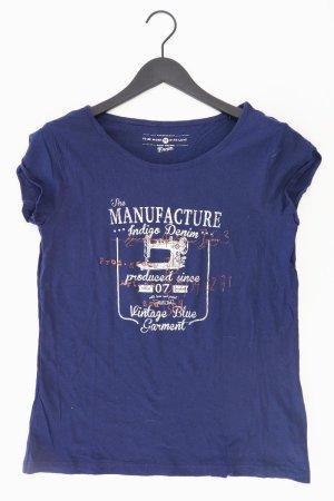 Tom Tailor Shirt blau Größe M