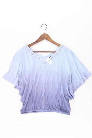 Tom Tailor Shirt blau Größe S