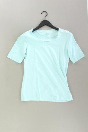 Tom Tailor Shirt Größe L türkis aus Baumwolle
