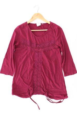 Tom Tailor Shirt Größe M 3/4 Ärmel pink aus Baumwolle