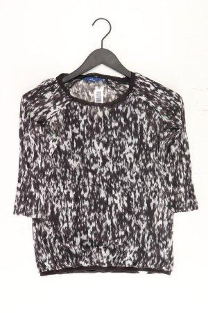 Tom Tailor Shirt Größe M 3/4 Ärmel schwarz aus Polyamid