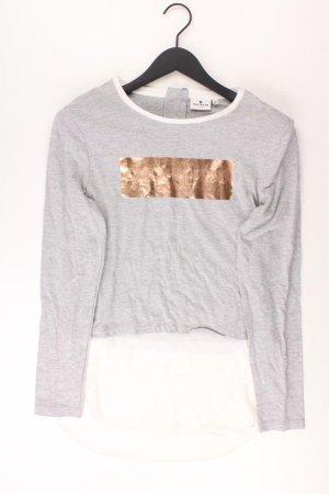 Tom Tailor Shirt Größe XL grau aus Baumwolle