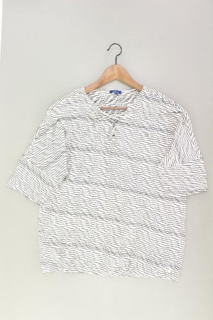 Tom Tailor Oversized Shirt natural white cotton