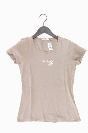 Tom Tailor Shirt Größe XS braun aus Baumwolle
