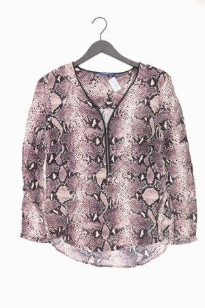 Tom Tailor Shirt mit V-Ausschnitt Größe 40 Langarm lila