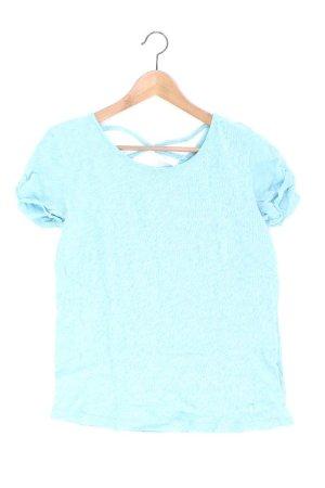 Tom Tailor Shirt türkis Größe M