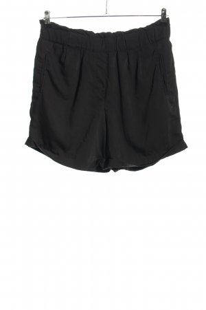 Tom Tailor Shorts schwarz Casual-Look