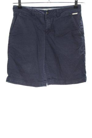 Tom Tailor Shorts blau Casual-Look