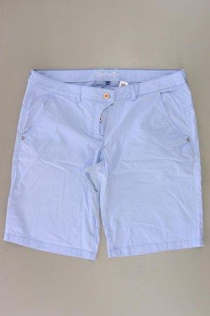 Tom Tailor Shorts blau Größe 44