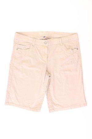 Tom Tailor Shorts braun Größe 40
