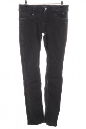 Tom Tailor Skinny Jeans schwarz Casual-Look
