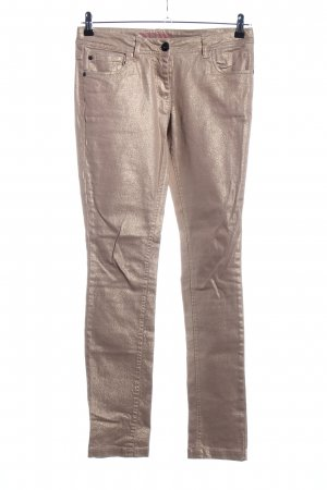 Tom Tailor Skinny Jeans creme Casual-Look