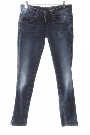 Tom Tailor Skinny Jeans blau Casual-Look