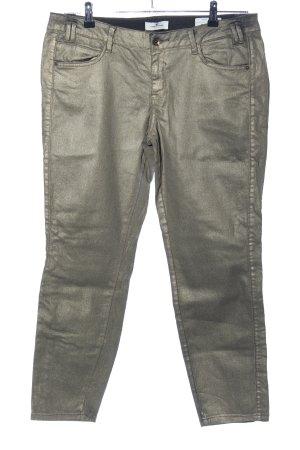 Tom Tailor Skinny Jeans khaki Casual-Look