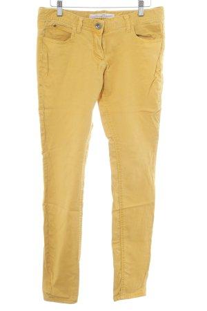 Tom Tailor Skinny Jeans goldorange Casual-Look