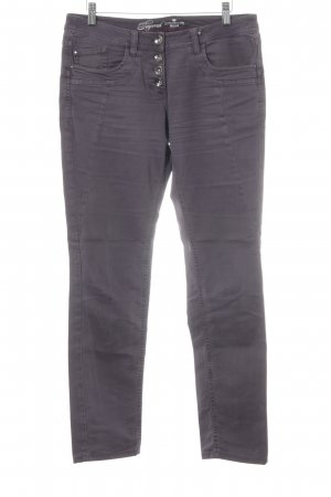 Tom Tailor Skinny Jeans graubraun Casual-Look