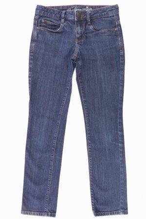 Tom Tailor Skinny Jeans blue-neon blue-dark blue-azure cotton