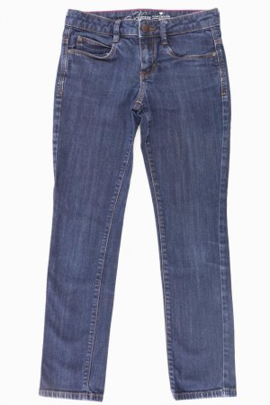 Tom Tailor Skinny Jeans Größe W26 blau aus Baumwolle