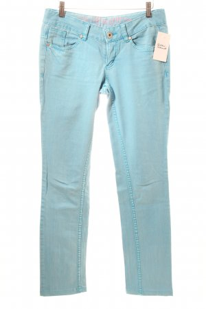 Tom Tailor Skinny Jeans hellblau Casual-Look