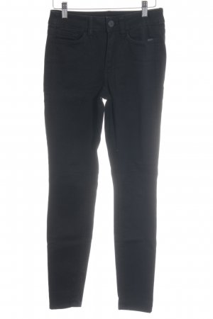 Tom Tailor Skinny Jeans schwarz Casual-Look