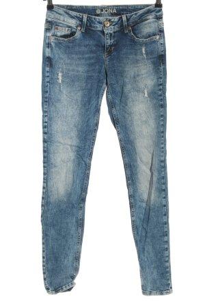 Tom Tailor Jeans slim bleu style décontracté