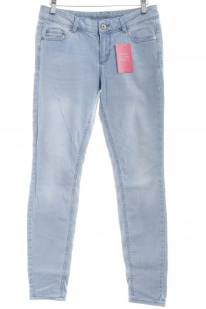 Tom Tailor Slim Jeans hellblau Casual-Look