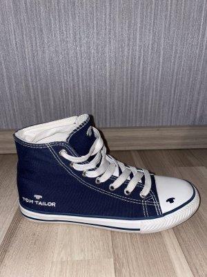 Tom Tailor Sneaker blau Gr. 36