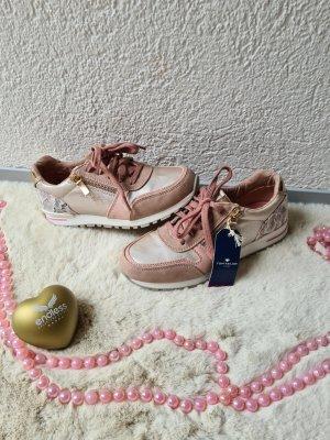 ❤Tom Tailor Sneaker Neu mit Etikett 37 Rose/Rosegold❤