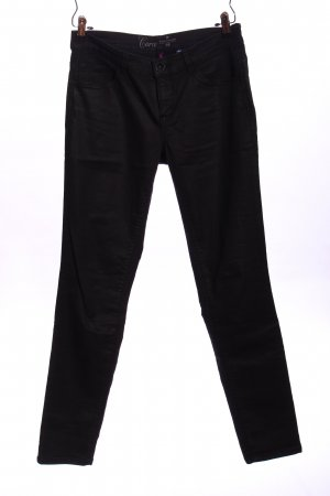 Tom Tailor Stoffhose schwarz Casual-Look
