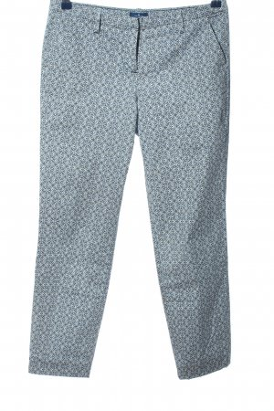Tom Tailor Stoffhose Allover-Druck Casual-Look