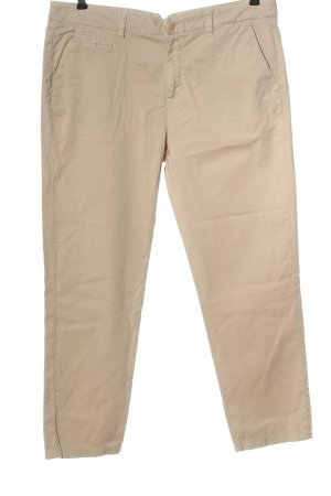 Tom Tailor Stoffhose wollweiß Casual-Look