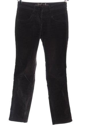 Tom Tailor Jersey Pants brown casual look