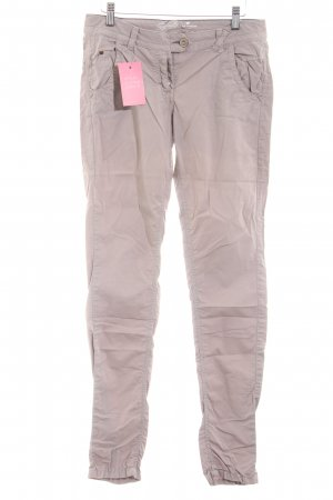 Tom Tailor Stoffhose creme Casual-Look