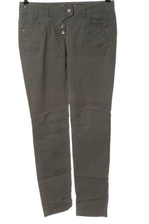 Tom Tailor Jersey Pants light grey casual look