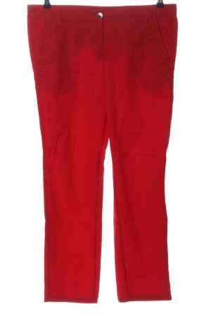 Tom Tailor Stoffhose rot Casual-Look