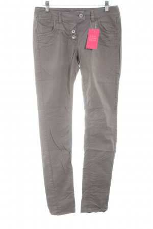 Tom Tailor Stoffhose hellgrau Casual-Look