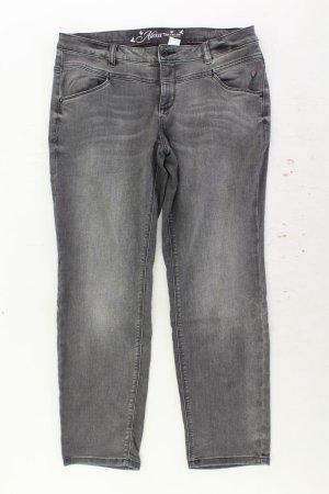 Tom Tailor Straight Jeans Größe XL grau