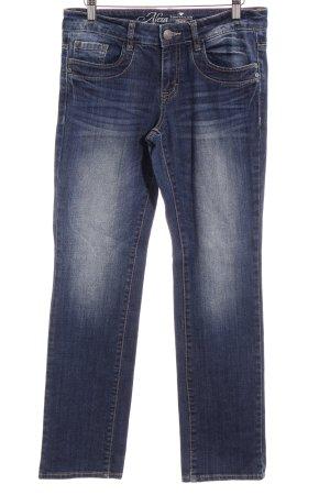 """Tom Tailor Straight-Leg Jeans """"Alexa"""" blau"""