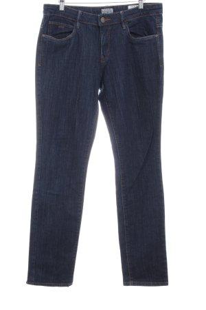 Tom Tailor Straight-Leg Jeans dunkelblau Casual-Look