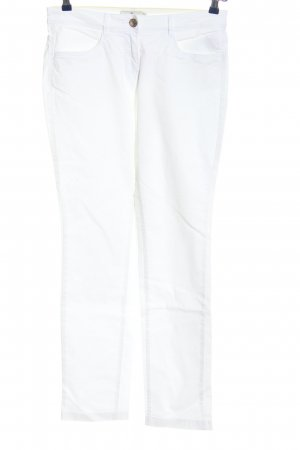 Tom Tailor Straight-Leg Jeans weiß Casual-Look
