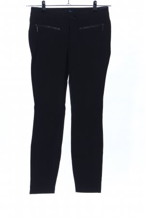 Tom Tailor Stretch Trousers black casual look